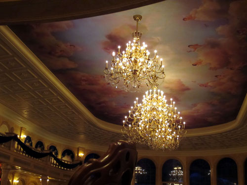 Be Our Guest is truly breathtaking.