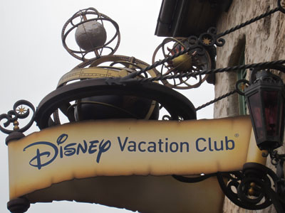 A new DVC sales location is now open in Fantasyland.