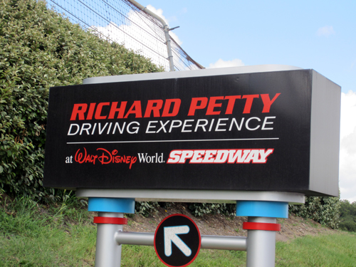 Disney will likely use the space dedicated to the Richard Petty Driving Experience to expand the parking lot.