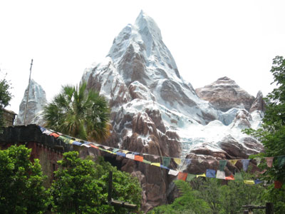You don't necessarily need to use FastPass+ at Everest.