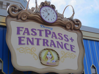 FastPass+ information for people not staying on-site.