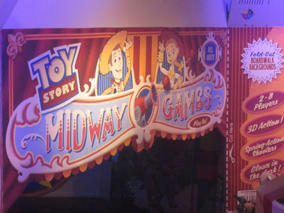 Toy Story Mania is a great use of your FastPass+ reservation.