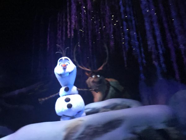 Frozen Ever After is my favorite attraction in World Showcase!