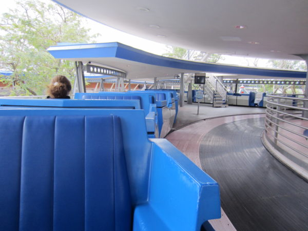Tomorrowland Transit Authority may be down for a while longer.