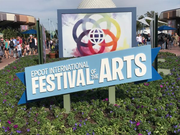 This year's International Festival of the Arts runs from now through February 25th!