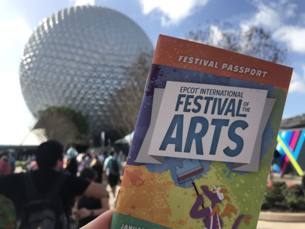 Festival Of The Arts Coming To Epcot In 2021 World Of Walt