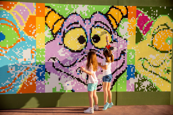 Art is coming back to EPCOT!  Photo credits (C) Disney Enterprises, Inc. All Rights Reserved