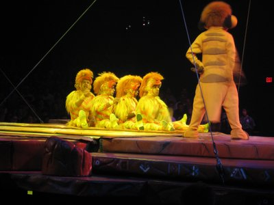 The Festival Of The Lion King is a great show the whole family will enjoy.
