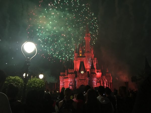 Say goodbye to HalloWishes and hello to a new Halloween fireworks show for 2019!
