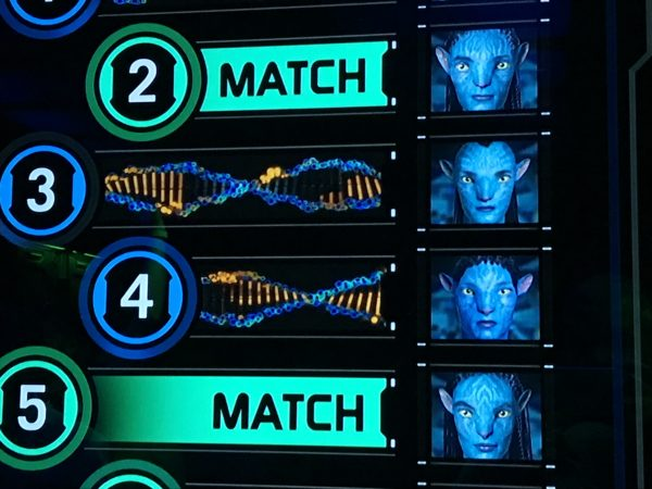 Find your Avatar match before you can bond with your banshee.