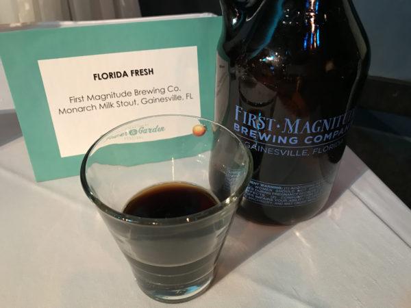 First Magnitude Brewing Co., Monarch Milk Stout, Gainesville, FL