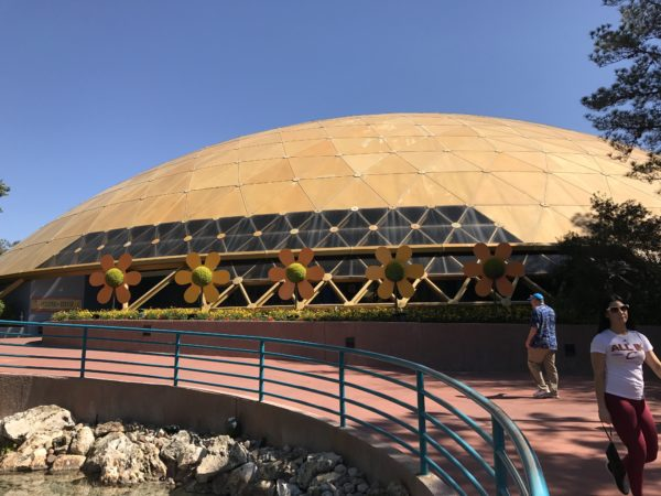 The former Wonders of Life pavilion functions as the Festival Center where you'll find live demonstrations, food, and merchandise.