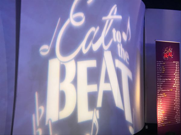 Eat to the Beat Concert Series features performances from 36 well-known artists between August and November!