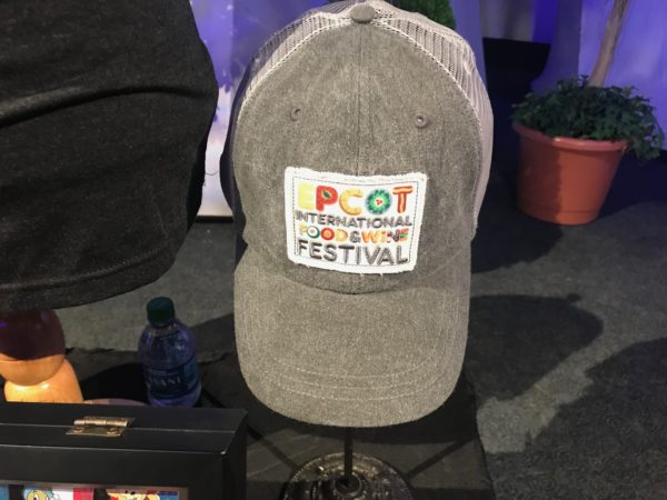 Epcot International Food an Wine Festival ball cap