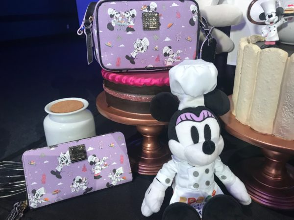 The Chef Mickey and Minnie collection features some really cool accessories!