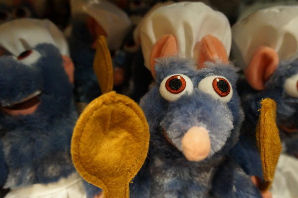 Help Remy find all of his ingredients for his Ratatouille.