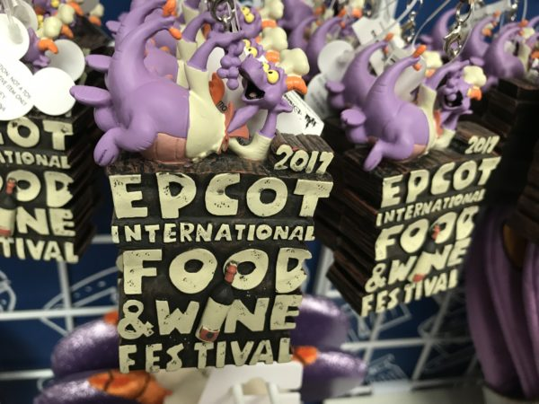 Figment is also featured on an ornament.