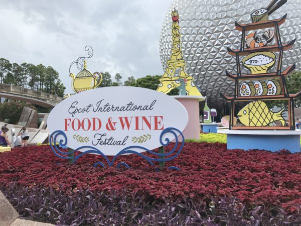 Dates have been announced for the 2018 Epcot International Food & Wine Festival!