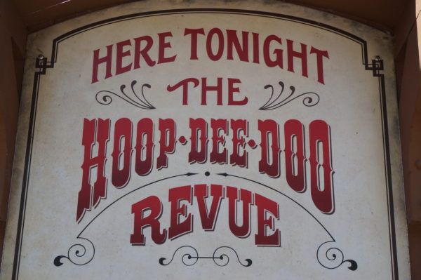 The Hoop Dee Doo Musical Revue is a ton of fun!