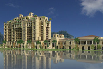 Four Seasons Resort. Photo credits (C) Disney Enterprises, Inc. All Rights Reserved