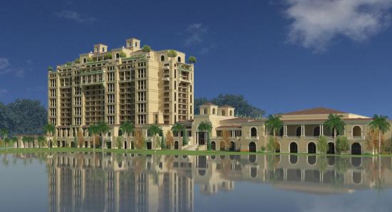 Four Seasons Resort. Photo credits (C) Disney Enterprises, Inc. All Rights Reserved