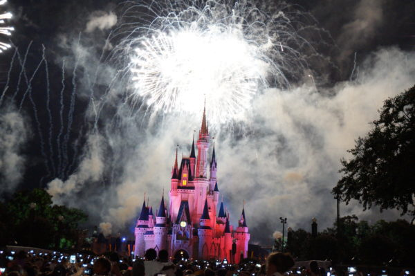 Don't miss the Fourth of July fireworks at Magic Kingdom!