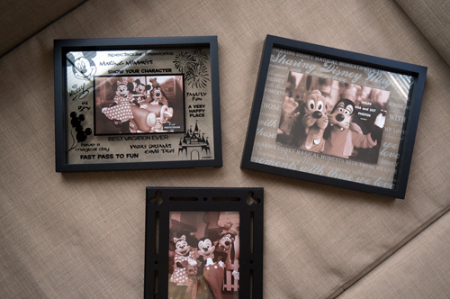 One lucky winner will get these three terrific picture frames.