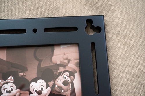 "I think the ""hidden"" Mickeys in the corners are great."