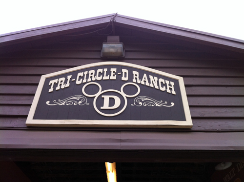 Tri-Circle-D Ranch is home to several varieties of horses.