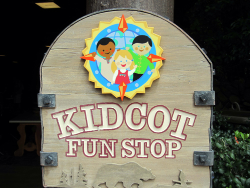 Kidcot is a great activity for kids to learn about other countries.
