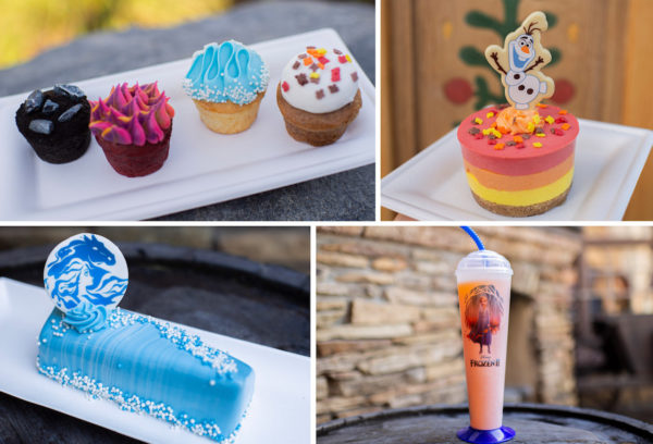 It makes sense that the Epcot Norway pavilion has lots of Frozen 2 treats. Photo credits (C) Disney Enterprises, Inc. All Rights Reserved