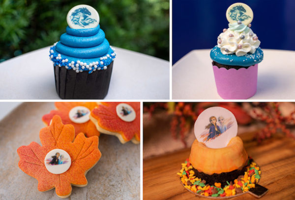 Fall and winter Frozen treats. Photo credits (C) Disney Enterprises, Inc. All Rights Reserved