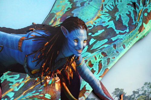 You don't have to love the movie to appreciate what Disney can do with the story of Pandora.