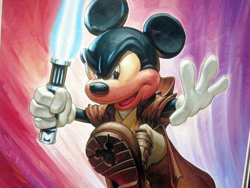 Who else is looking forward to Star Wars at Disney World?