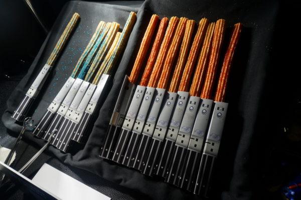 Churro light sabers.