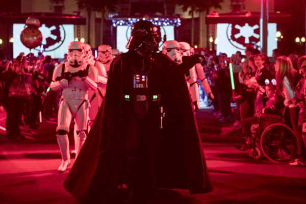 It's not all fun and games. Can you resist the Dark Side? Photo credits (C) Disney Enterprises, Inc. All Rights Reserved