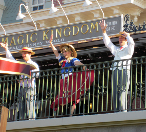 The Opening Ceremony at Magic Kingdom is not to be missed.