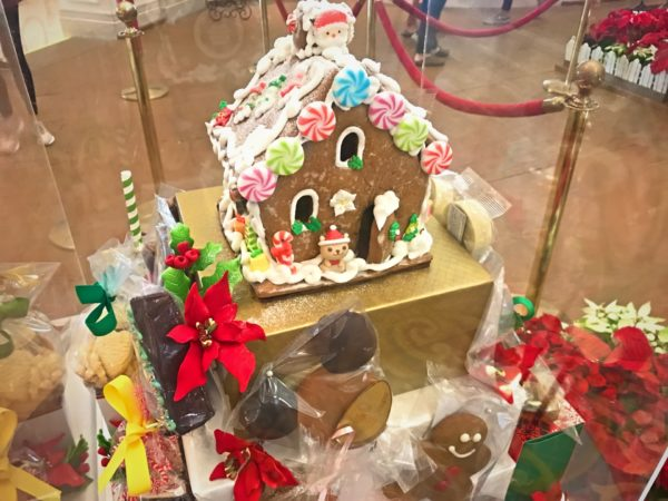 How about a (gingerbread) home of your own??