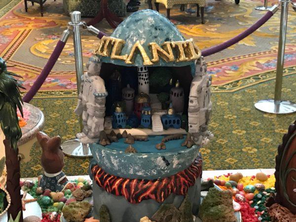 Atlantis Easter Egg