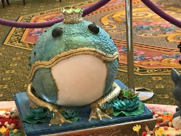 A frog egg!