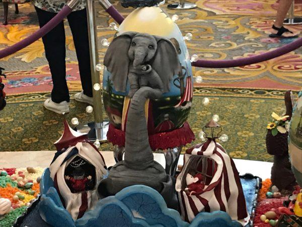 Dumbo the Flying Elephant!