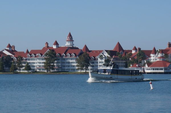 The Grand Floridian, a DVC resort!