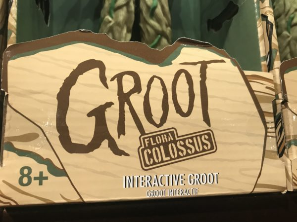 Groot - Flora Colossus. Interactive Groot.