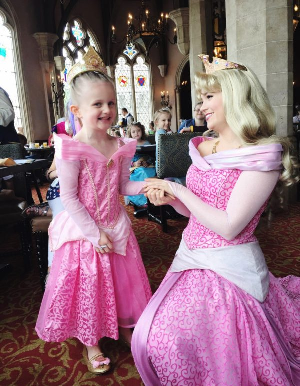 Booking experiences like Bibbidi Bobbidi Boutique and Character Dining at Cinderella Castle 180 days in advance help keep meltdowns at bay.