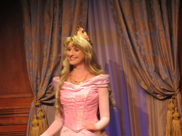 Meet your favorite Disney Princesses at Princess Fairytale Hall.