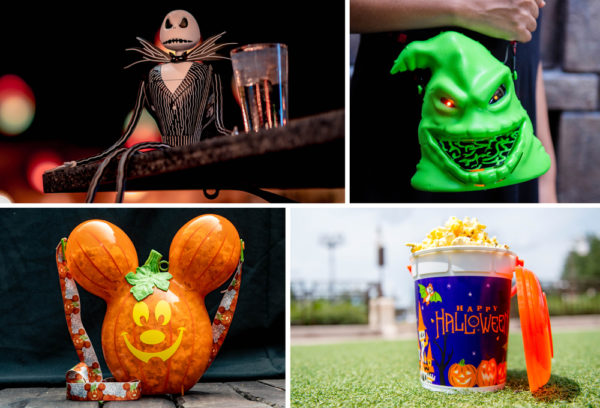 Jack Skellington Sipper and more in the Magic Kingdom. Photo credits (C) Disney Enterprises, Inc. All Rights Reserved