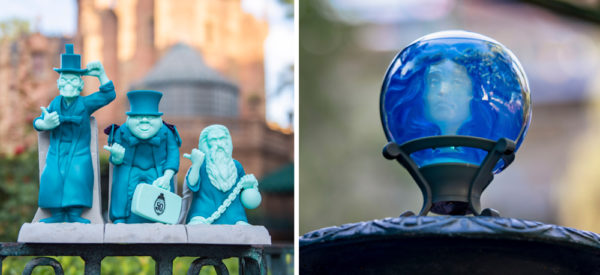 Beware hitchhiking ghosts in the Magic Kingdom! Photo credits (C) Disney Enterprises, Inc. All Rights Reserved