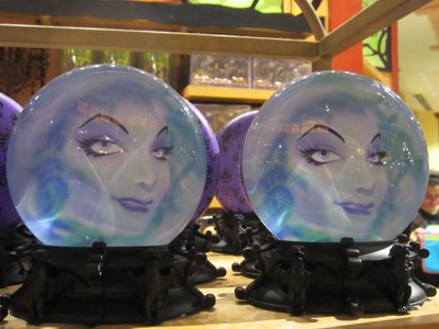 Take home your very own Madam Leota from the Haunted Mansion.
