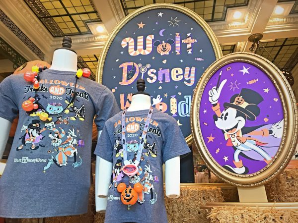 Disney is offering a wide variety of merchandise options.