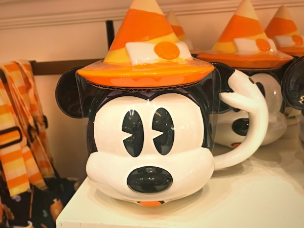 Ceramic Halloween Minnie mug is $24.99.